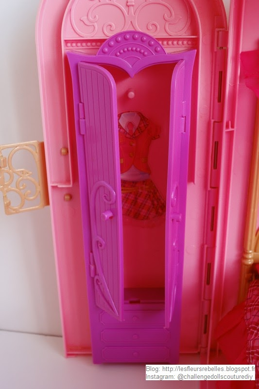 Armoire de Barbie