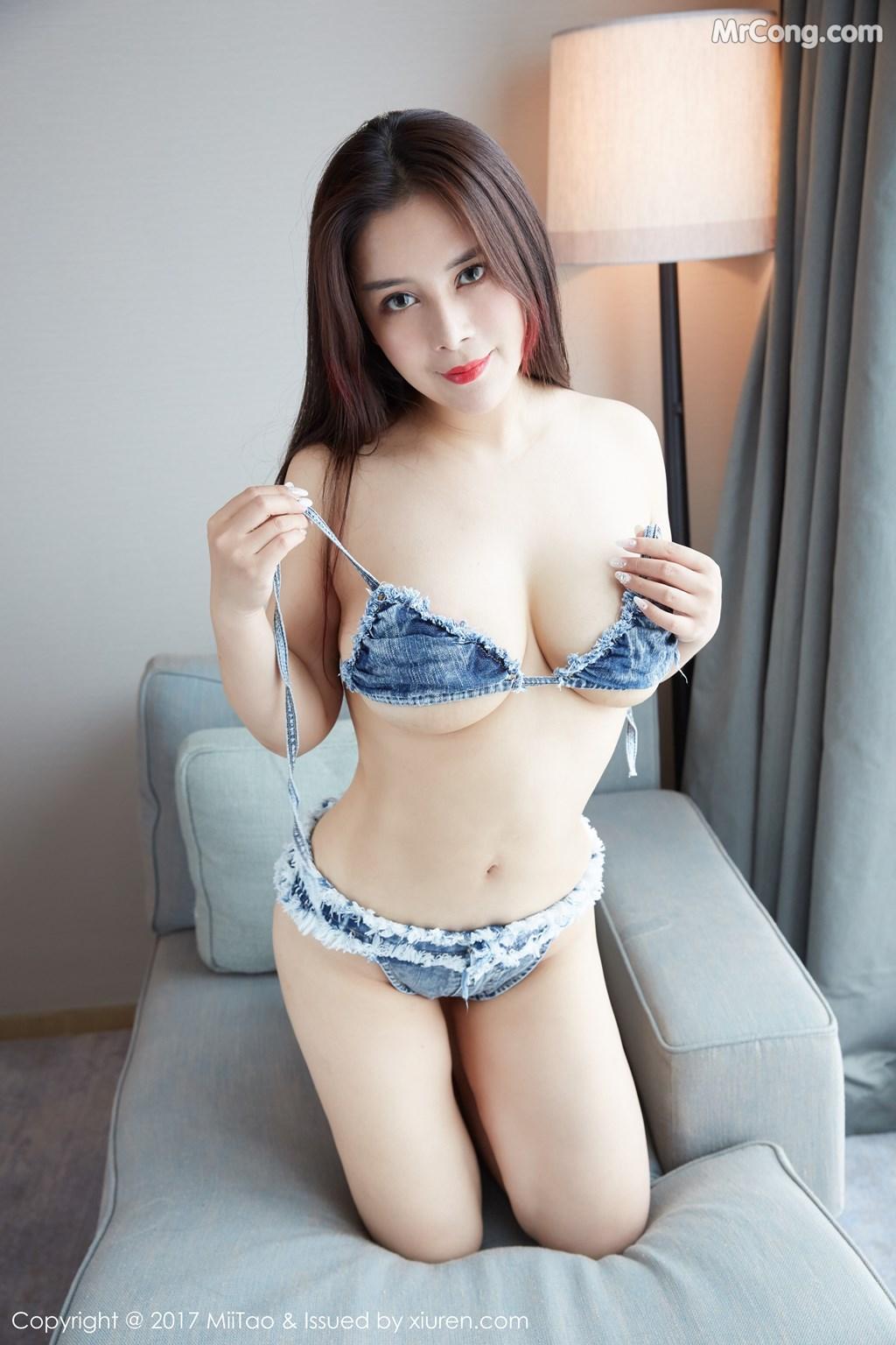 Image MiiTao-Vol.082-Xue-Qian-Xun-MrCong.com-008 in post MiiTao Vol.082: Người mẫu Xue Qian Xun (雪千寻) (51 ảnh)
