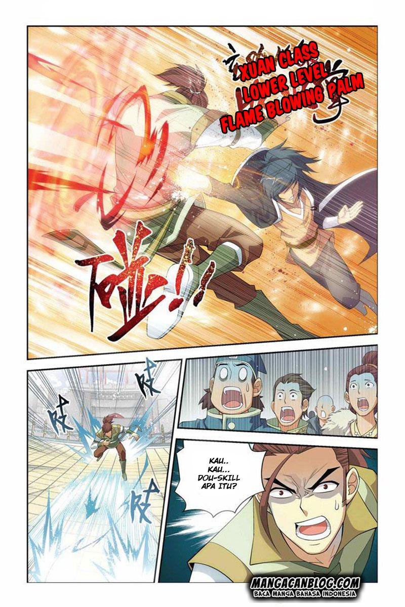 Battle Through Heaven Chapter 11-7