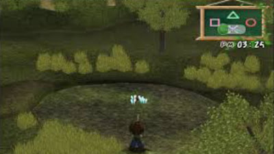 Memancing di Harvest Moon: A Wonderful Life