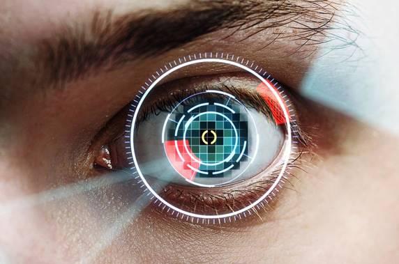 A resolução do olho humano, segundo pequisas e estudos, teria 341.5 megapixels