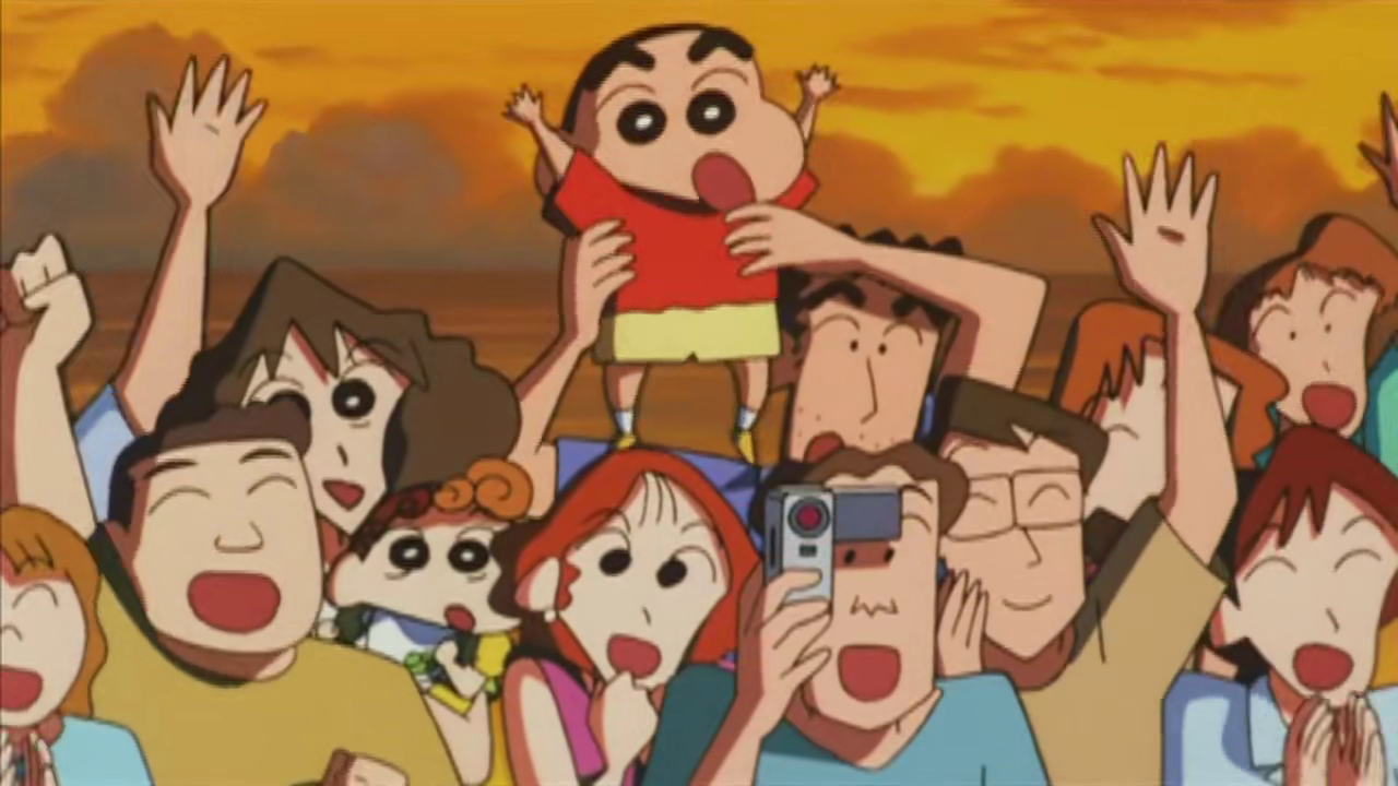 Download Shinchan Bungle In The Jungle HINDI Full Movie