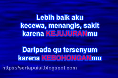 Kata Kata Sedih Menyentuh Hati Buat Pacar Terbaru 20182019