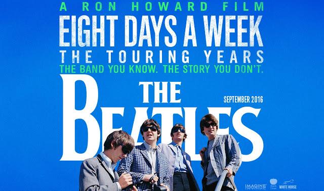 'The Beatles: Eight Days a Week': Nuevo trailer e información del estreno en España que coincidirá con la Premiere mundial en Londres