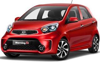 Kia Morning xe nhỏ bán chạy 2017