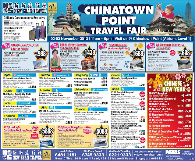 New Shan Travel Service Pte Ltd