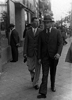 Илья Ильф и Евгений Петров в Америке, 1936 год