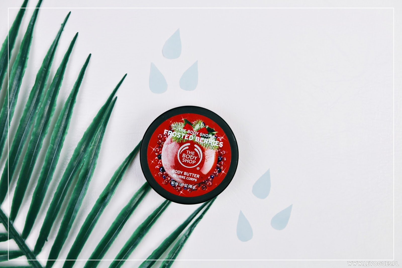 The Body Shop frosten berries body butter