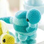 http://www.topcrochetpatterns.com/free-crochet-patterns/amigurumi-dinosaurs