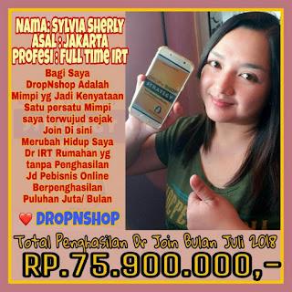 Bisnis online Dropnshop di buka di Surabaya hub 0813.2666.3434