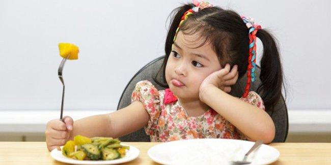 8 Cara Sederhana Untuk Mengatasi Anak Susah Makan