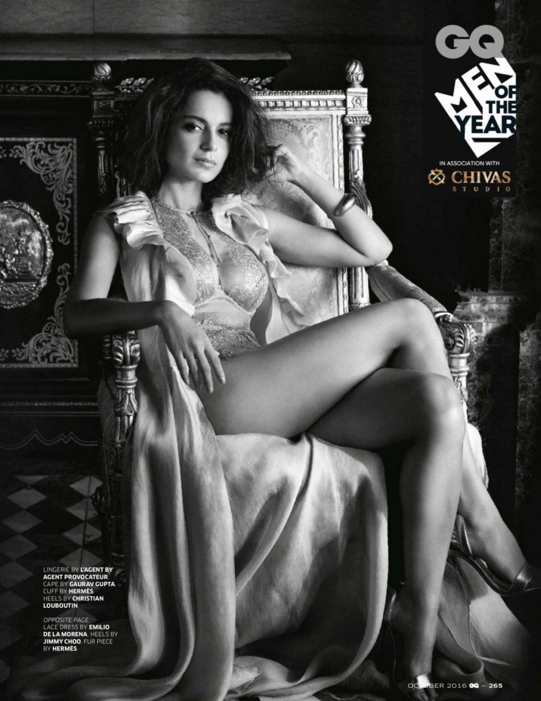 Kangana Ranaut sexy legs, Kangana Ranaut thunder thighs, Kangana Ranaut hottest photos, Kangana Ranaut GQ photoshoot images, Kangana Ranaut spicy photos, Kangana Ranaut sexy images