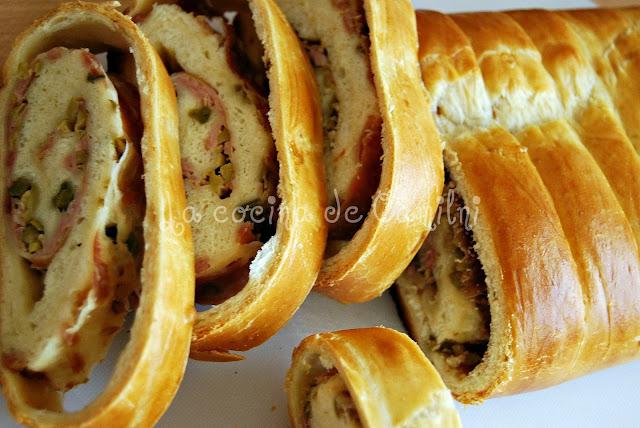 Pan de jamón (La cocina de Camilni)
