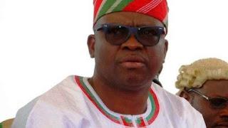 Ekiti Governor, Ayodele Fayose