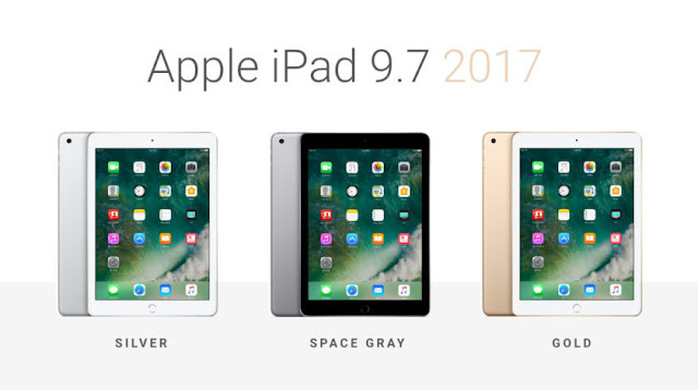 apple ipad 2017 new rate on sale