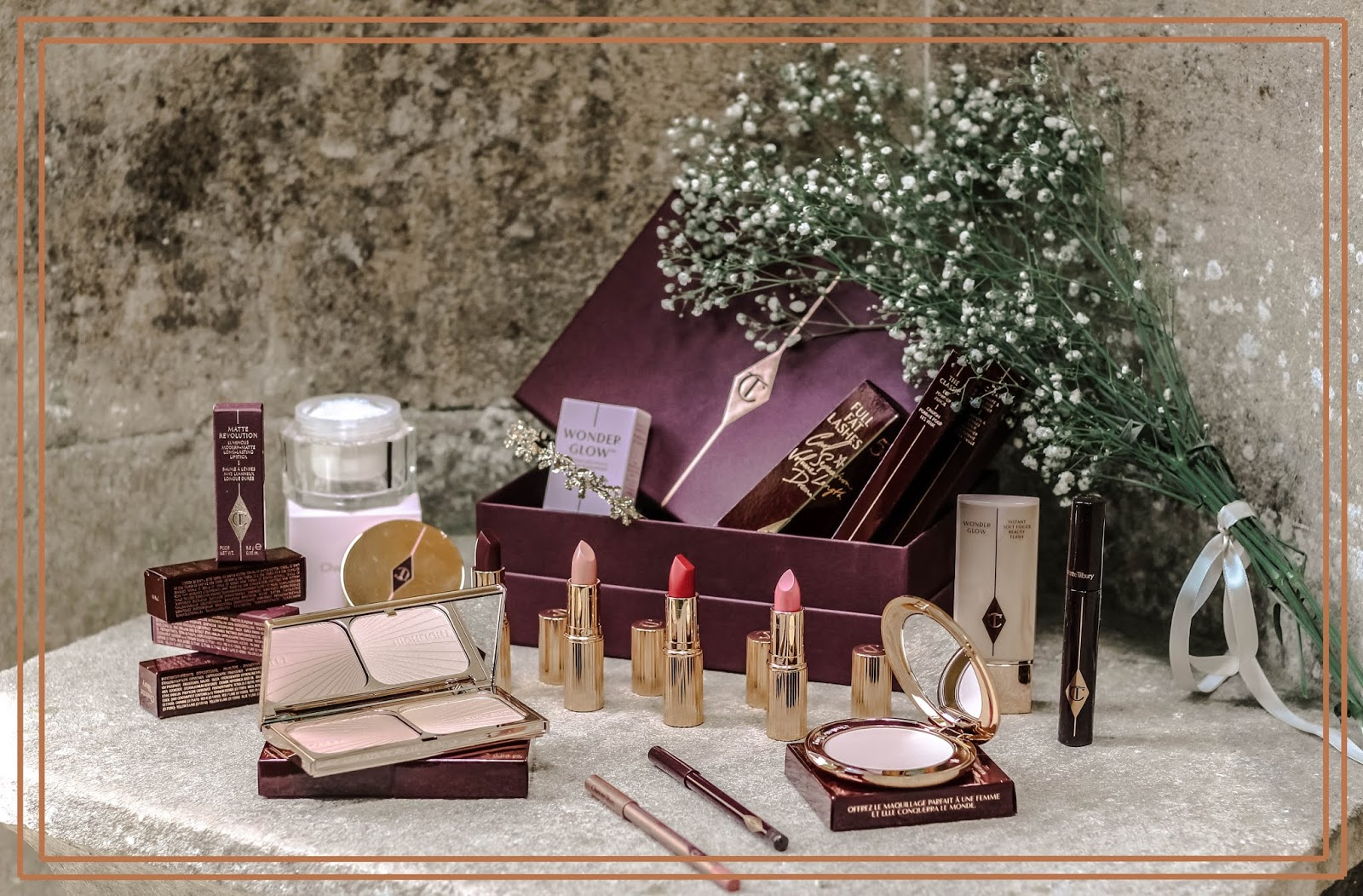 Charlotte Tilbury Haul Blog Review 2018