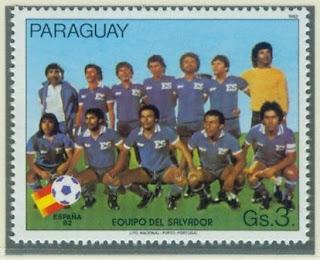 El Salvador, 1982, España, Mundial, Copa del Mundo,