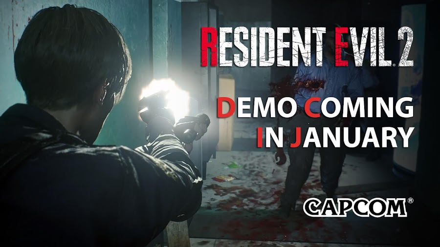 resident evil 2 remake demo xbox one capcom