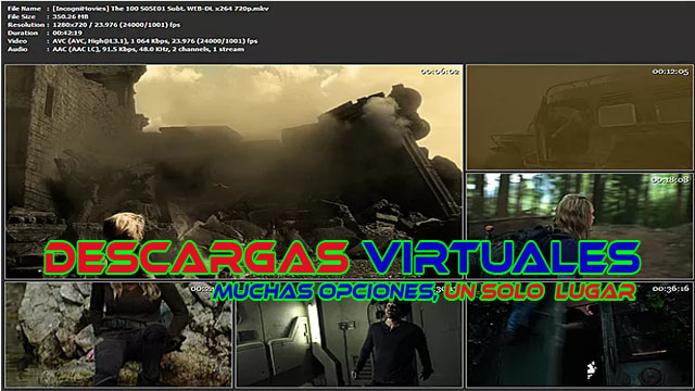 the 100 descargas virtuales