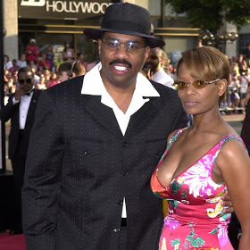 Steve Harvey sued by ex wife Mary