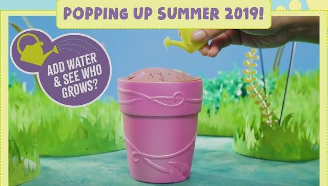 Куклы Blume, растущие из цветочного горшка после поливки: новинка лета 2019 года