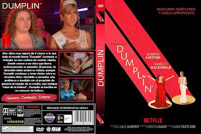 CARATULA DUMPLIN´ - DUMPLIN 2018 [COVER DVD]