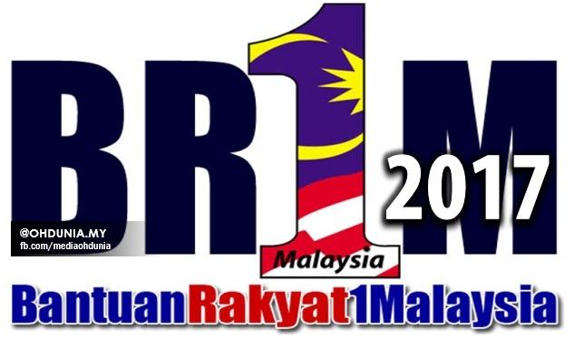 Permohonan dan kemas kini maklumat Bantuan Rakyat 1Malaysia (BR1M) 2017 dibuka mulai 5 Disember hingga 31 Disember ini, kata Kementerian Kewangan.