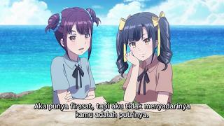 Kandagawa Jet Girls Episode 11 Subtitle Indonesia
