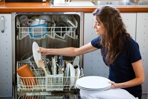 mesin pencuci piring - dishwasher