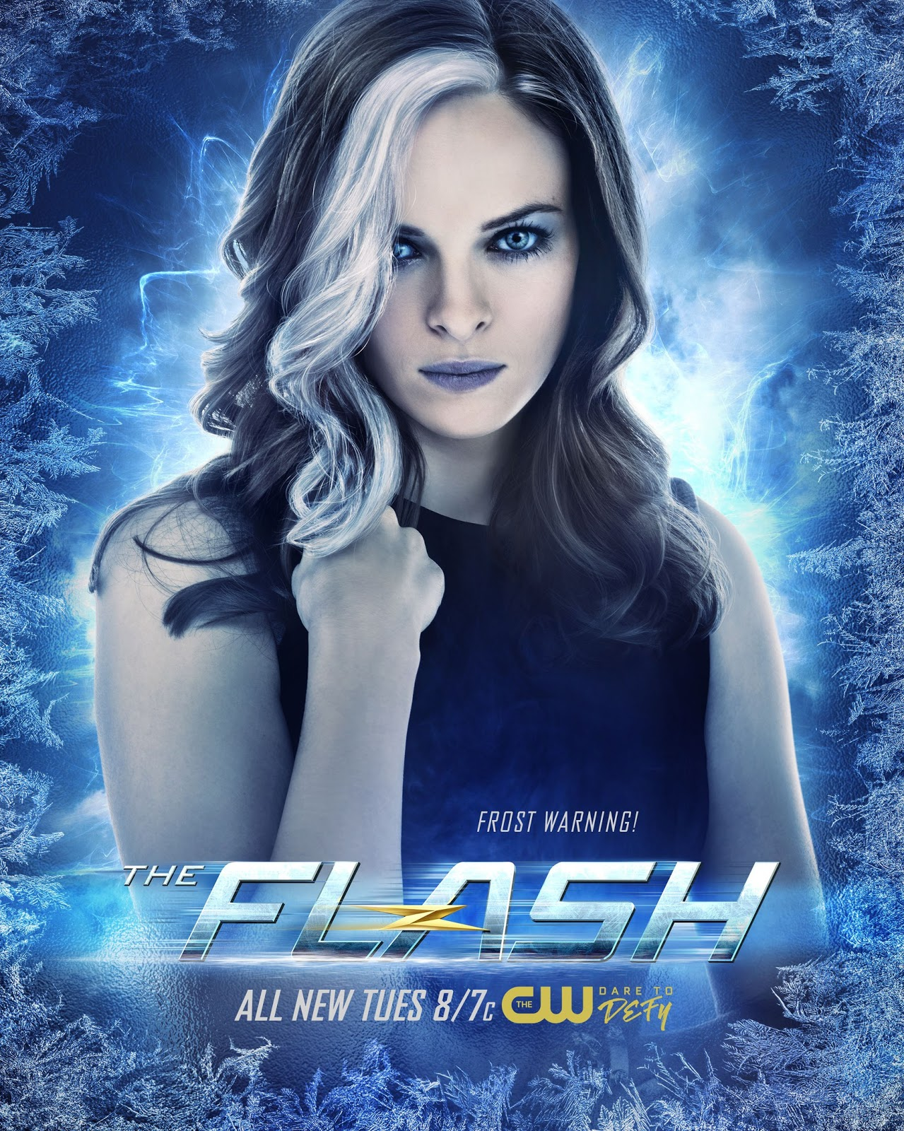 CW The Flash Girls Night Out s4e5 Caitlin Snow Killer Frost