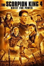 The Scorpion King 4 Quest for Power (2015)