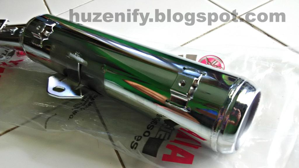 Jual Knalpot Yamaha Jupiter Z Burung Hantu Harga Murah