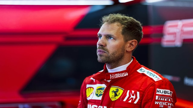 Vettel: Mercedes control has become very boring