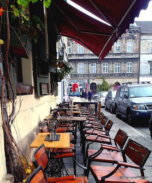 Krakow - Singer café