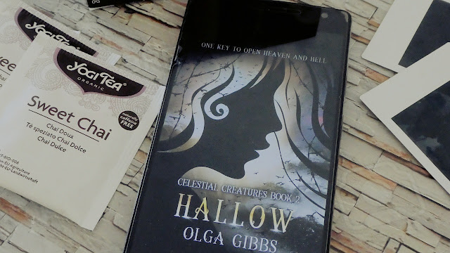 Hollow by Olga Gibbs - Yogi Tea Sweet Chai