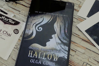 "Read & Sips: Revealing The Cover of Olga Gibbs' ""Hallow"""