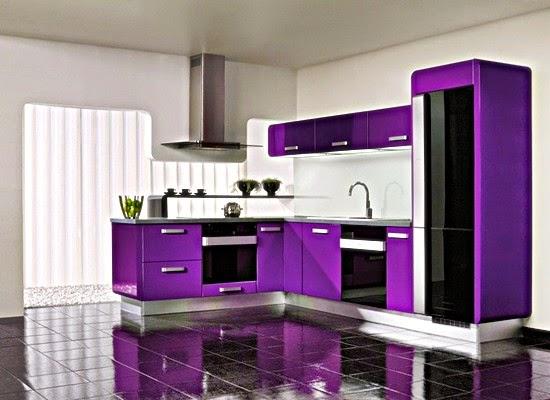 Rak Dapur Sederhana