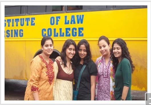 Indore Institute Of Law Bus Facilities