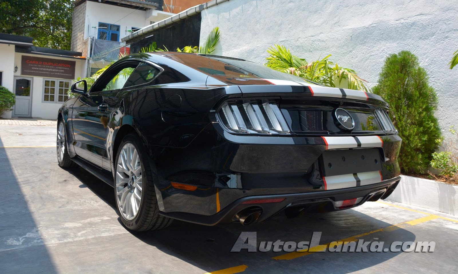 2016 ford mustang fastback 2 3l ecoboost