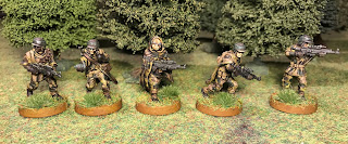 Rebel Commandos from Fantasy Flight Games
