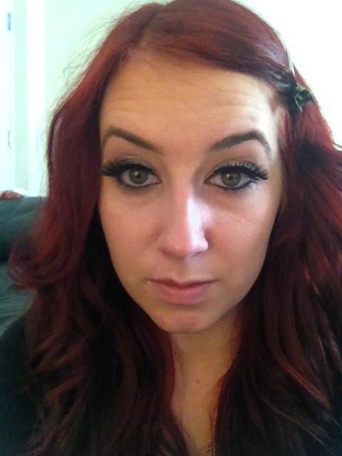 Lauren Pope inspired makeup look