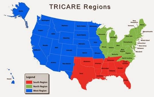 Tricare Prime East