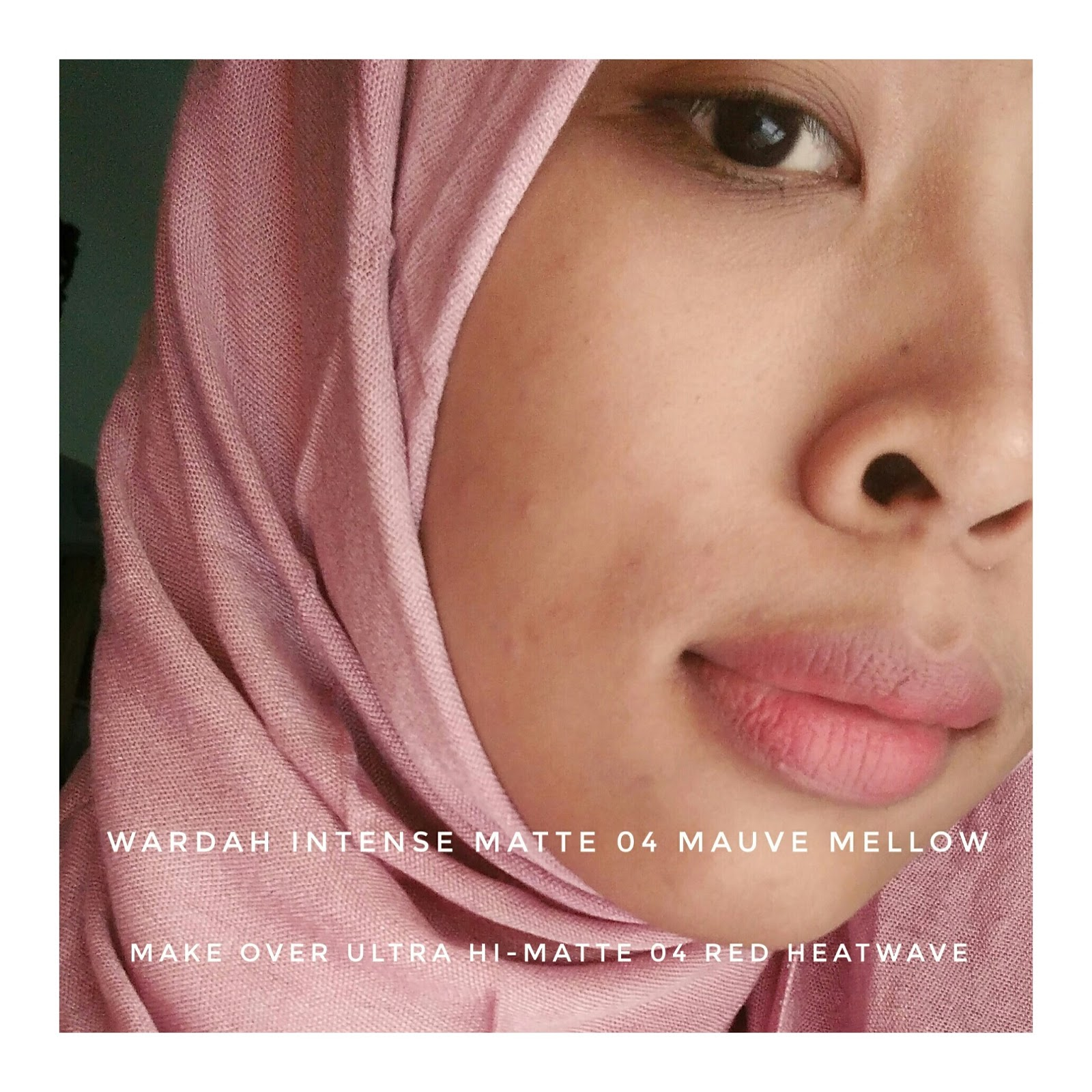 Wardah Intense Matte 04 Mauve Mellow