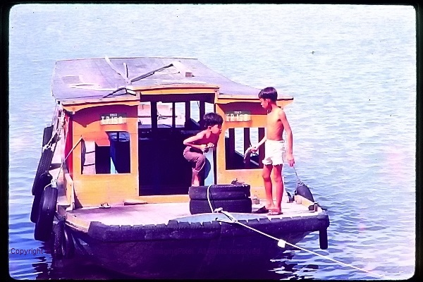 Found Slides: The Idyllic Life 03