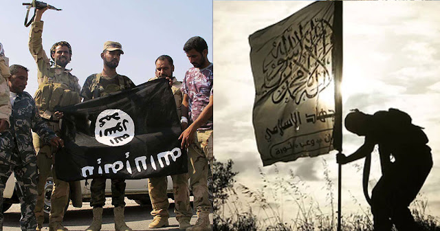 Επίσημο: Η ISIS στην Ελλάδα – Εξτρεμιστές μουσουλμάνοι στη Μαλακάσα
