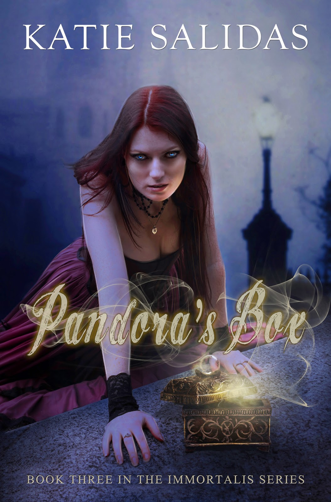 written in blood immortyl revolution review of pandora s box by drawing on greek mythology for the origin for her vampires salidas presents an interesting spin on the pandora myth
