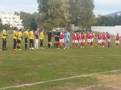 Εκτός έδρας ήττα για την ΑΕΕΚ ΙΝΚΑ από τον Ηλυσιακό με 1-0