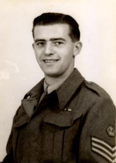 59th Regiment RA HAA: Staff Sergeant Innes)