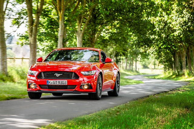 Ford Mustang - France