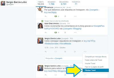 Twitter, Redes Sociales, Borrar, Tweets, Tuits, Eliminar, Antiguos, Social Media,